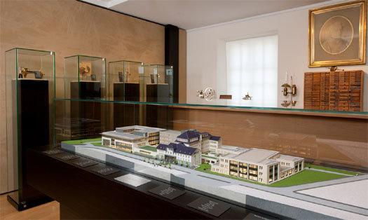Jaeger-LeCoultre : Galerie du Patrimoine