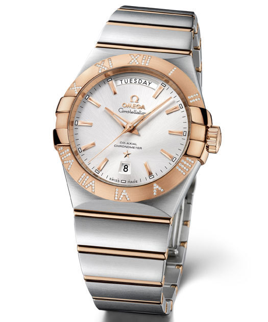 Omega Constellation 38 mm Day-Date