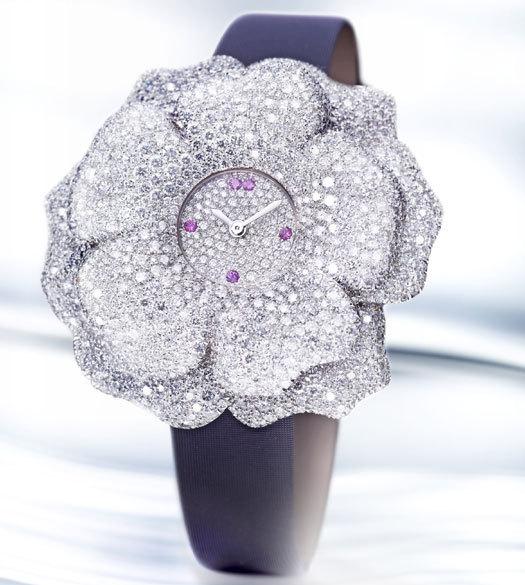 Jaeger-LeCoultre : la Montre Extraordinaire La Rose