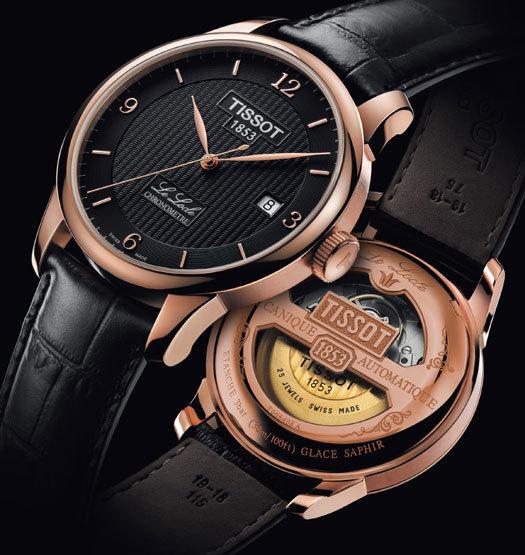 Tissot Édition Suisse Locle Chronomètre Le AutomatiquePrécision R4L3A5jq