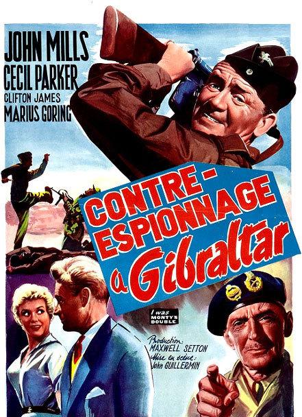 Contre-espionnage à Gibraltar