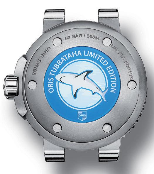 Oris Tubbataha : un régulateur de plongée pour soutenir une réserve sous-marine des Philippines