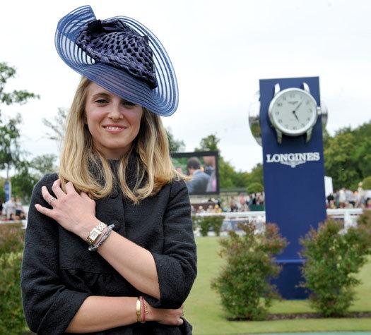 Prix de Diane Longines le 17 juin 2012 à Chantilly : Longines présentera sa collection Saint Imier