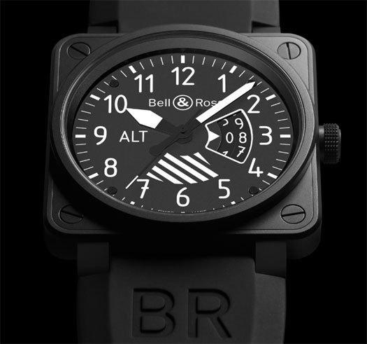 Bell & Ross BR01 Altimeter