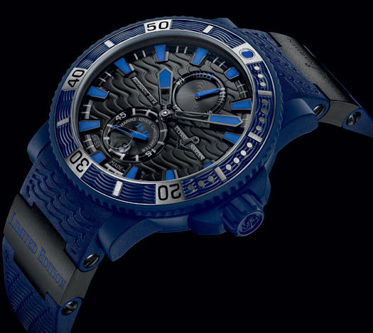 Blue Sea Ulysse Nardin