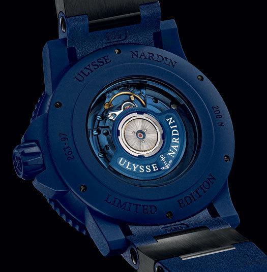 Blue Sea Ulysse Nardin