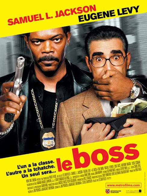 Le boss, DR