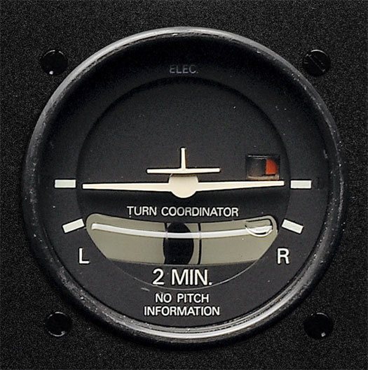 Instrument d'avion Turn Coordinator