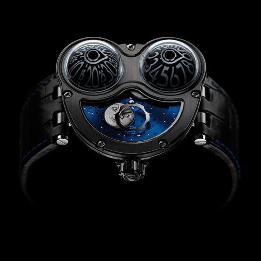 MB&F Moonmachine par Stepan Sarpaneva : demandez-leur la Lune