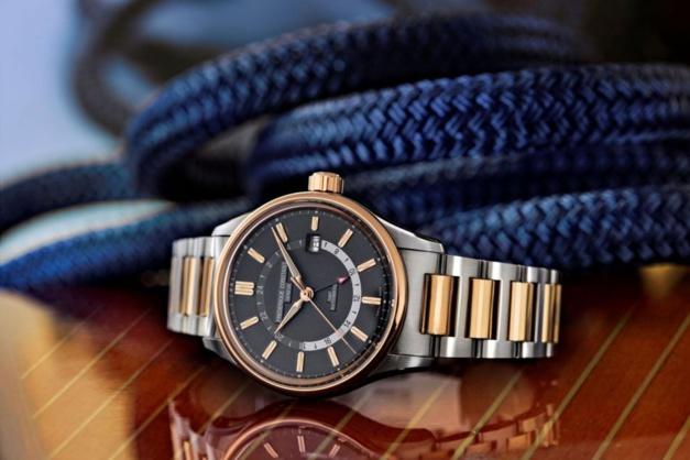 Frédérique Constant Yacht Timer GMT