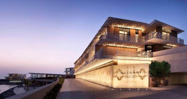 Hotel Bulgari Dubai
