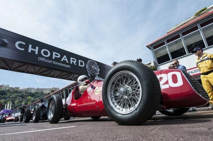 Chopard Grand Prix de Monaco Historique Chronograph 2012 : belle et légère