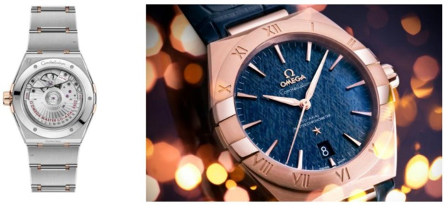 Omega relooke sa Constellation