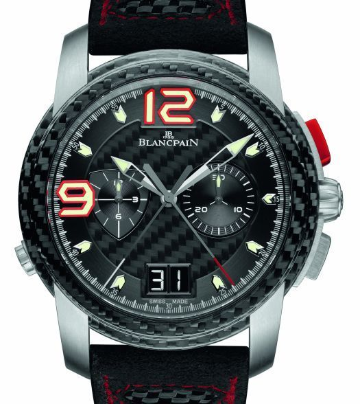 Blancpain L-evolution Chronographe Flyback à Rattrapante Grande Date