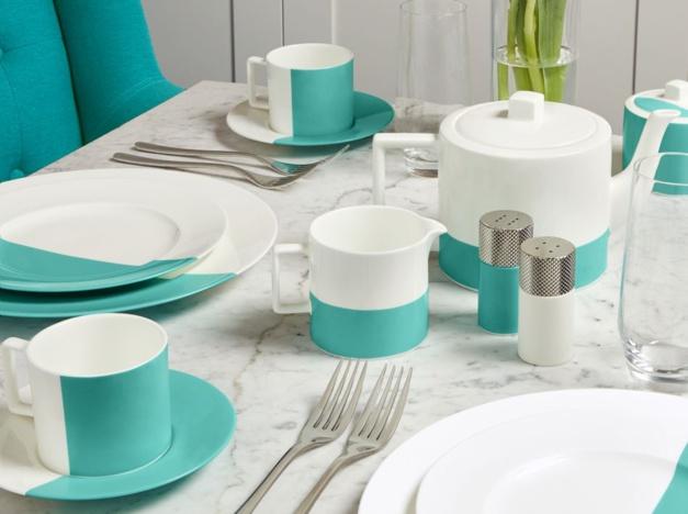 Blue Box Café Tiffany Harrod's Londres