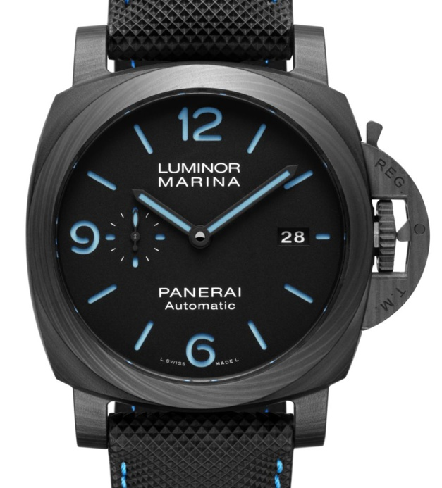 Panerai Luminor Carbotech