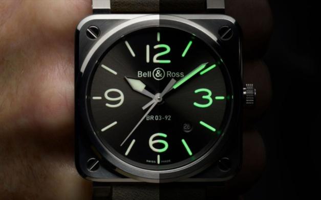 Bell&Ross BR 03-92 Grey Lum
