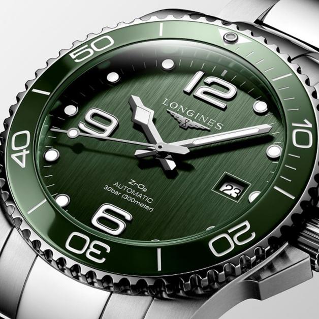 Longines : l'HydroConquest se met au vert