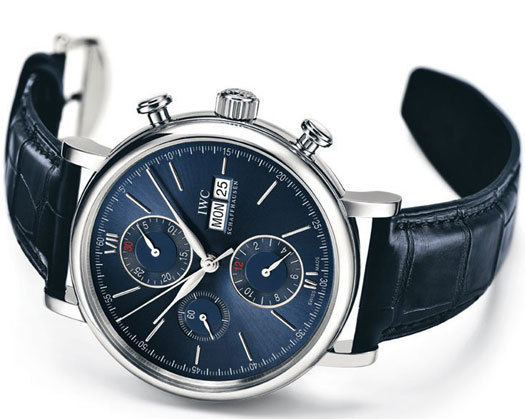 IWC Portofino Chronographe Edition Laureus Sport for Good Foundation