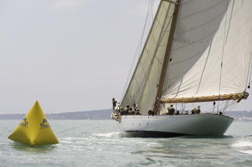 Panerai Classic Yachts Challenge 2012 : le circuit méditerranéen démarre à Antibes à partir du 30 mai