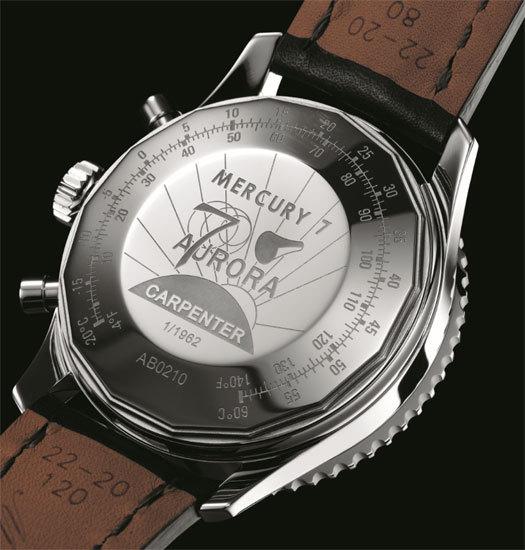 Breitling Navitimer Cosmonaute 50ème anniversaire