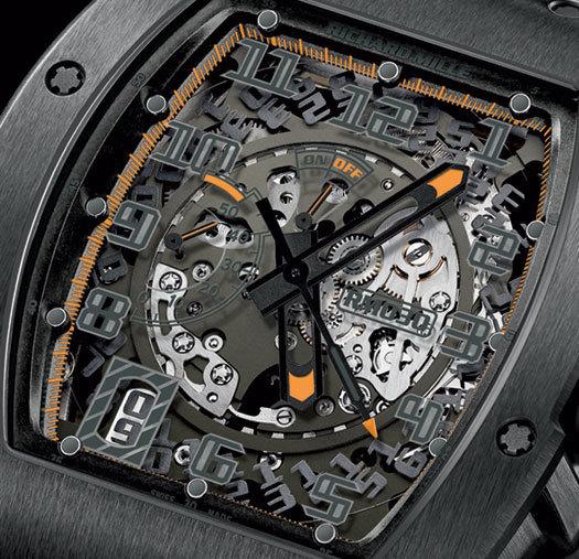 Richard Mille RM030 Kronometry 1999 : édition limitée à 9 exemplaires