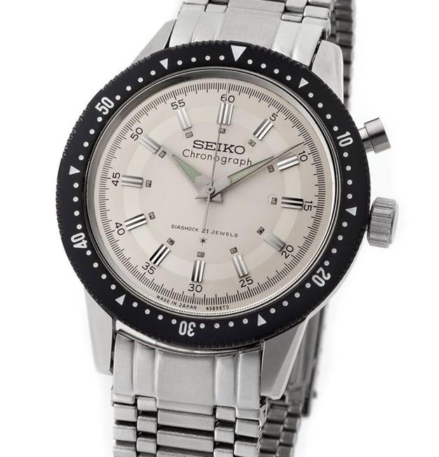 Seiko The Crown Chronograph 1964