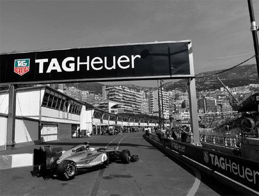 Monaco : TAG Heuer dévoile les chronographes officiels du Grand Prix le plus glamour au monde