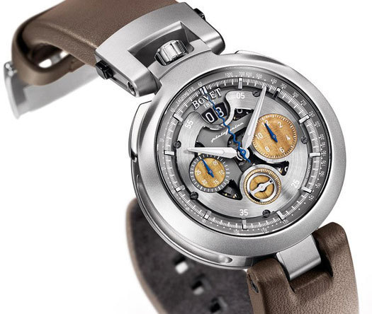 Bovet Pininfarina chronographe Cambiano édition limitée : montre modulable