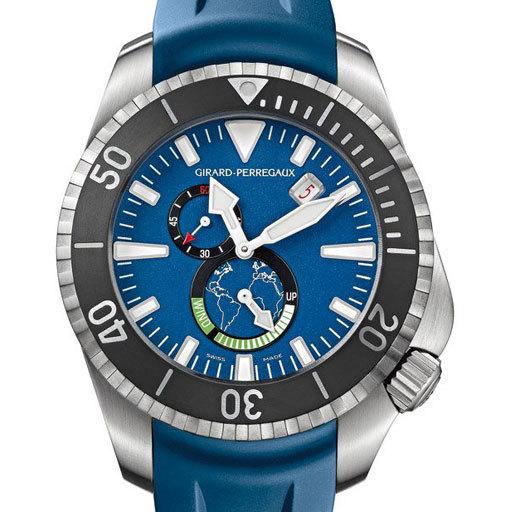 Girard-Perregaux Sea Hawk 1000 Grand Bleu