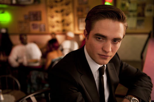 Robert Pattinson dans Cosmopolis, DR
