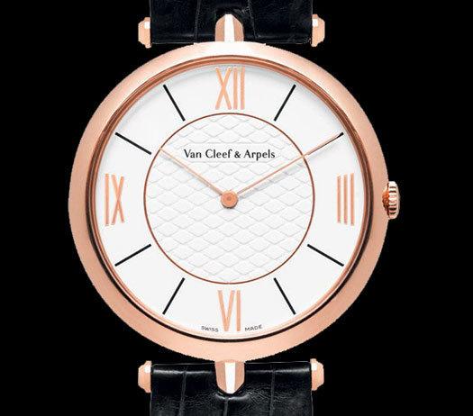 Van Cleef & Arpels Pierre Arpels en or rose