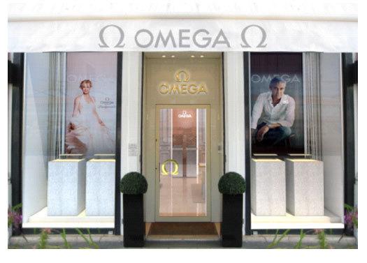 Omega : ouverture d'une boutique exclusive à Nice