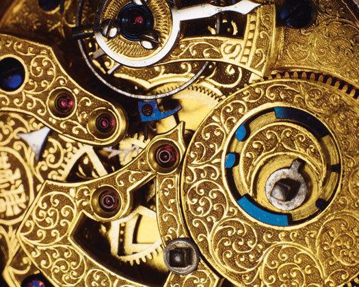 La gravure horlogère selon Bovet