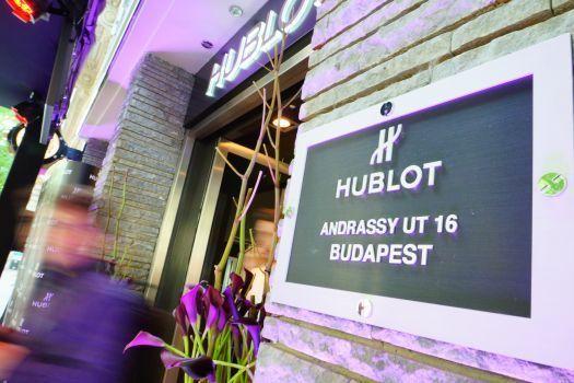 Hublot Budapest