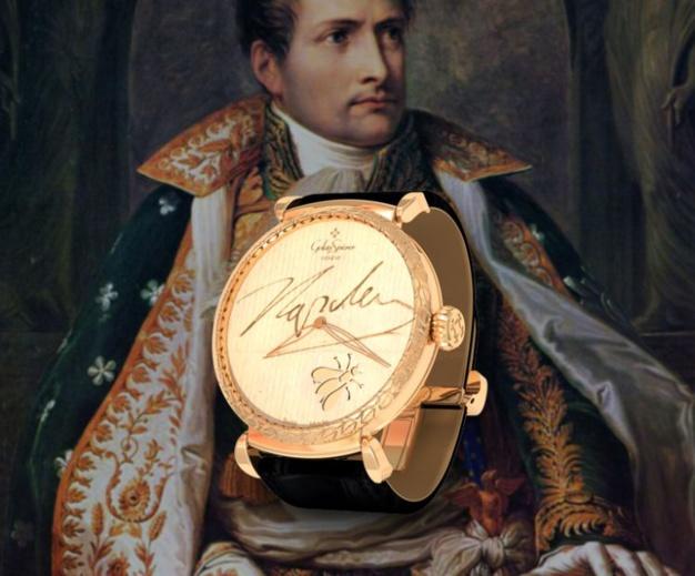 Heroïca Tempus Napoléon Bonaparte Golay Spierer