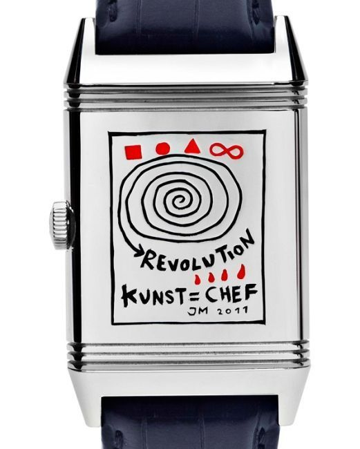 Reverso by Jonathan Meese