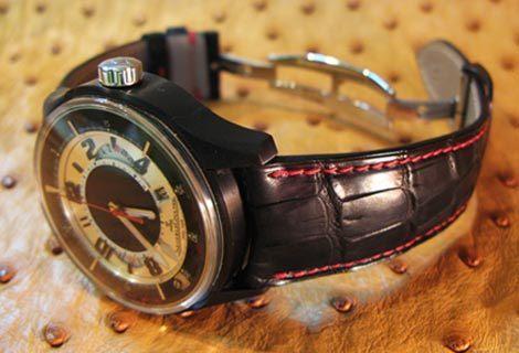 Rub off ACW, tannage spéciale « touché gomme » : la chronique de l'Atelier du Bracelet Parisien