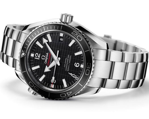 Omega Seamaster Planet Ocean 600m Skyfall Limited Edition