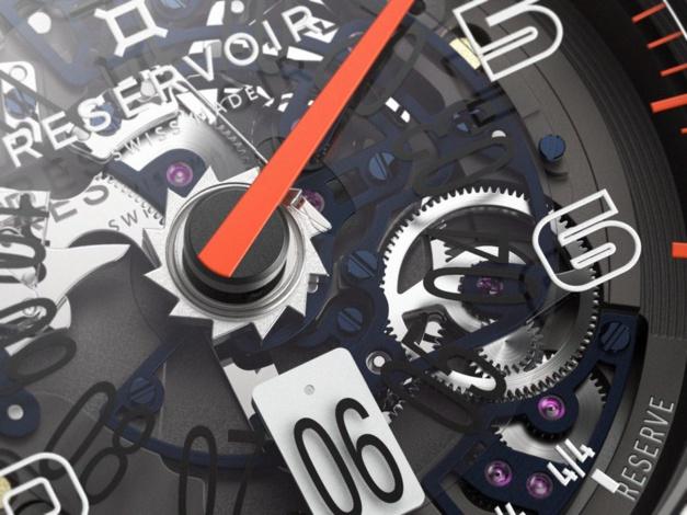 Réservoir GT Tour Skeleton