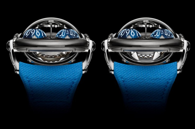 "MB&F Horological Machine N°10 ""Bulldog"""