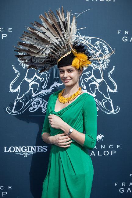 Simon Baker : The Mentalist devient ambassadeur Longines à l'occasion du Prix Diane Longines 2012