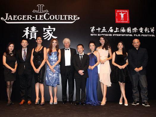 Jaeger-LeCoultre partenaire du Festival International de Shanghai pour soutenir culture cinématographique chinoise
