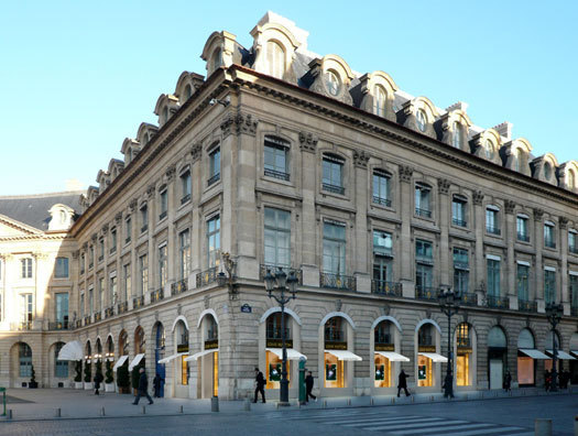 Louis Vuitton : 23, place Vendôme
