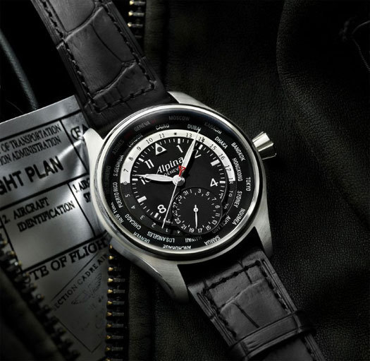 Alpina Worldtimer Manufacture