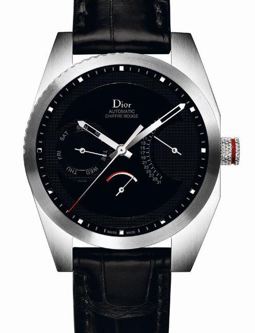 Dior Chiffre Rouge C01 : nonchalante élégance et design épuré