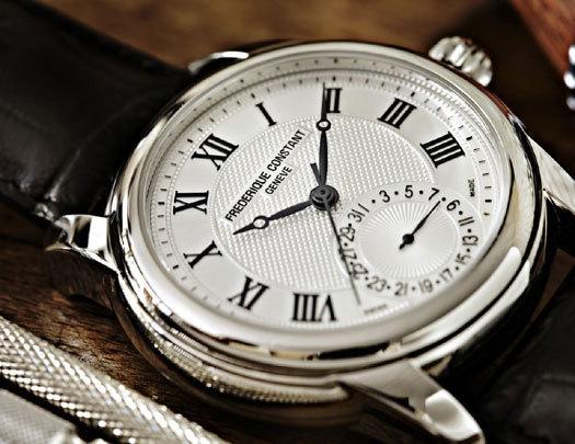 Frédérique Constant Classics Manufacture : luxe accessible