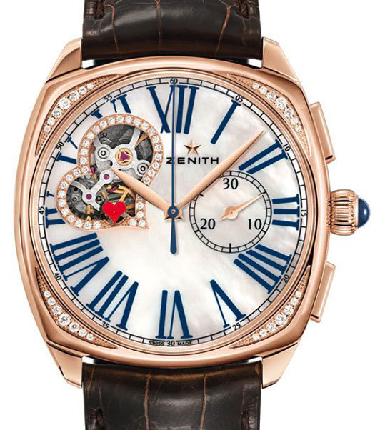 Zenith Star Open or rose