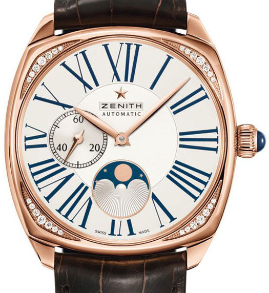 Zenith Star : une manufacture qui aime les femmes…