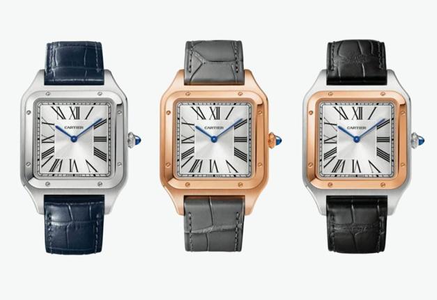 Cartier Santos-Dumont XL mécanique